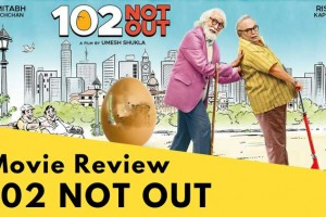102 Not Out Movie Review