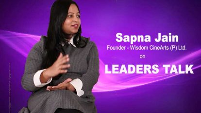 Leaders Talk by Ravindra Gautam