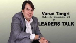 Varun Tangri on Leaders Talk with Ravindra Gautam