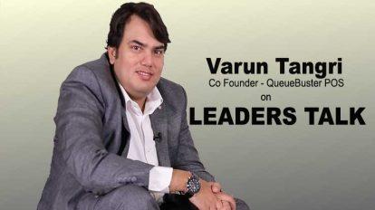 Varun Tangri on Leaders Talk with Ravindra Gautam