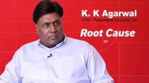 Root Cause KK Agarwal